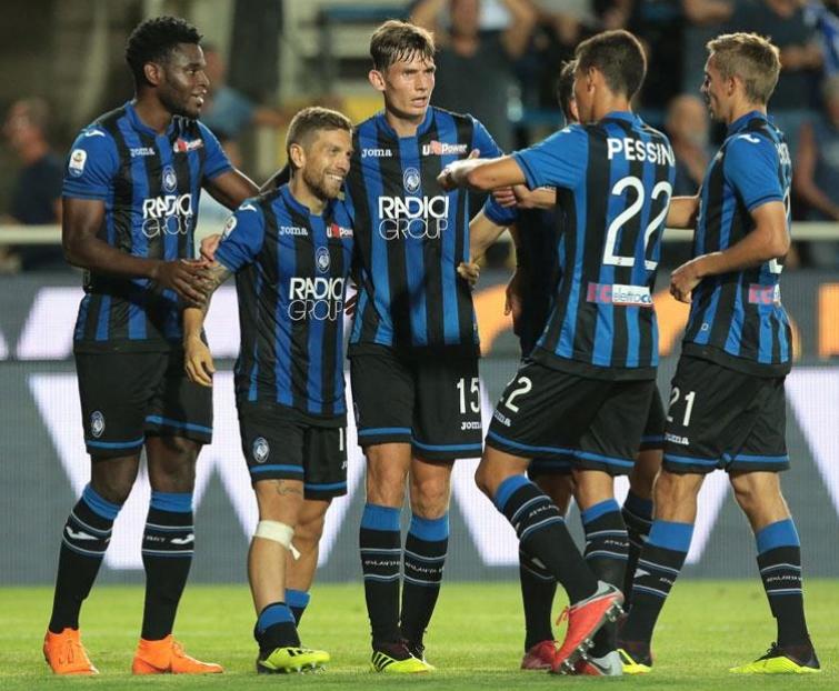 Аталанта постигна 98 гола во италијанскиот шампионат и го повтори достигнувањето на Јувентус