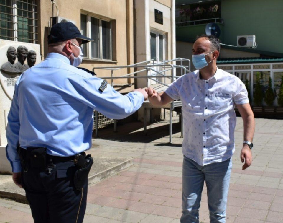 Чулев: МВР ќе гарантира фер, мирни и демократски избори, што ќе биде причина граѓаните да излезат и да го исполнат своето избирачко право