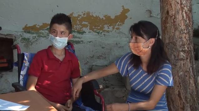 ДРЖАВАТА НЕ САКА ДА МУ ПОМОГНЕ- да му помогнеме на Матеј од Прилеп да застане на нозе- потребни му се 3.000 евра