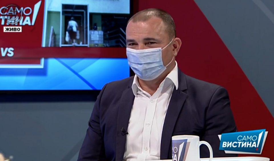 Бранителот Ангелов: Немам ништо против за Албанец премиер