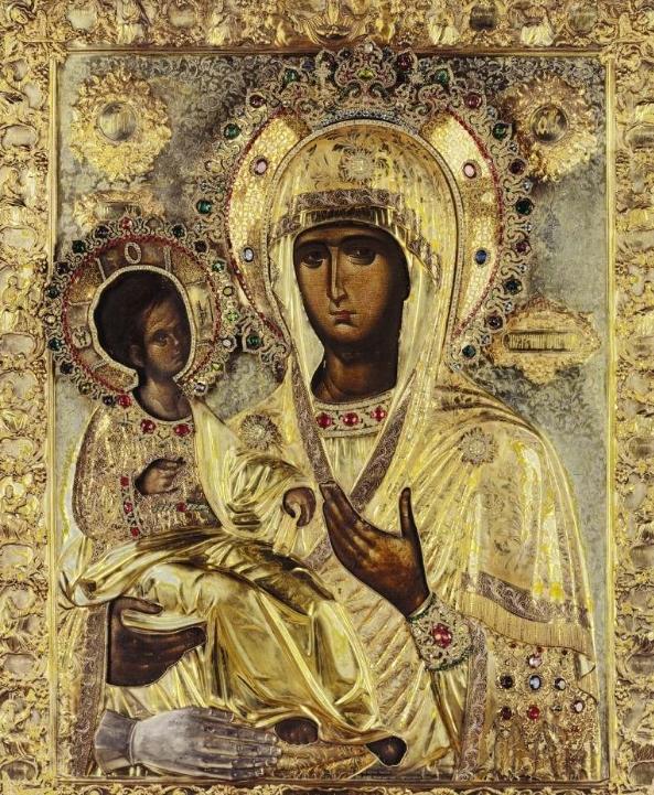 Овој ден ќе му помогне на секој верник- ја славиме иконата на Пресвета Богородица Троеручица, најголемите чуда се остваруваат!