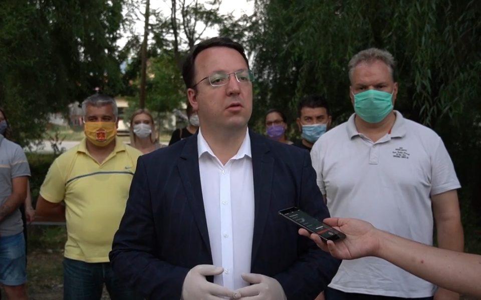 Николоски до Заев: На 15 јули кога ќе ти стигаат резултатите од изборите, вратата нема да можеш да ја најдеш од поразот кој што ти следува
