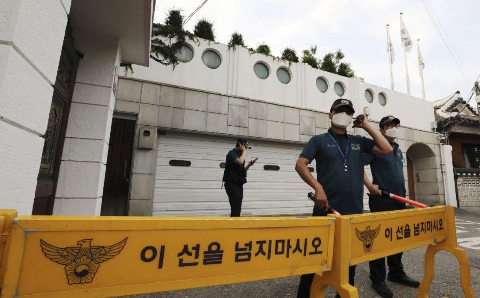 Градоначалникот на Сеул е пронајден мртов