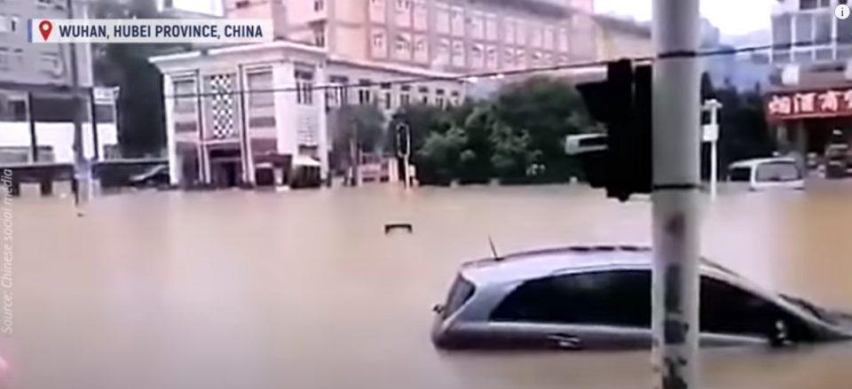 ВИДЕО: По коронавирусот, Вухан под вода