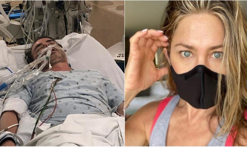 Џенифер Анистон објави фотографија од пријател заболен од коронавирус и испрати моќна порака