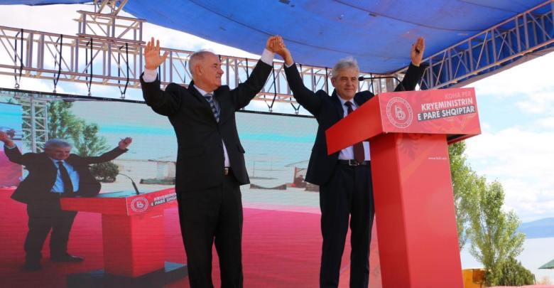 Ахмети: Преговорите за формирање влада може да почнат, уште нема ништо конкретно