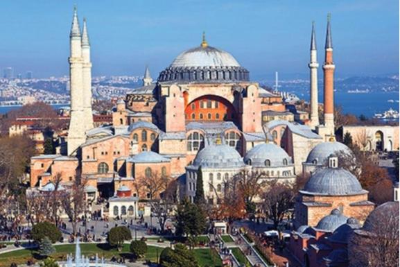 Во Сирија ќе се гради христијанска црква, копија на Света Софија во Истанбул