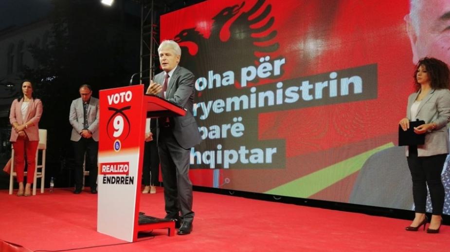 Али Ахмети: Заев нема да биде премиер!