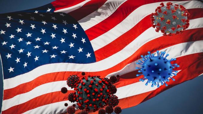Рекорден број починати од Ковид-19 за еден ден во САД