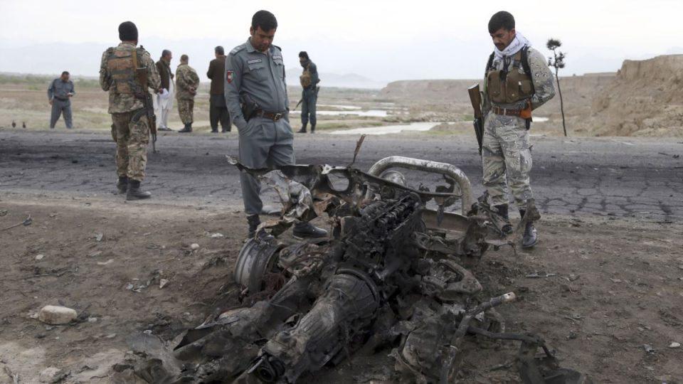 Шест цивили загинаа во експлозија на бомба во Авганистан