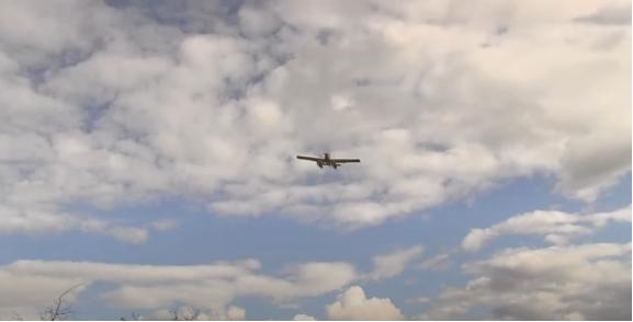 Во сабота второ авионско прскање против комарци во Кавадарци