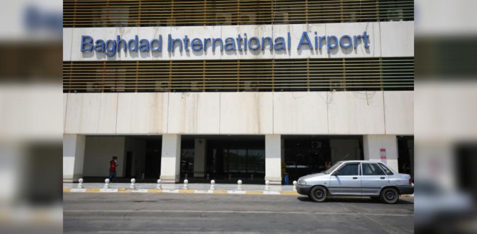 Две ракети го погодиле аеродромот во Багдад