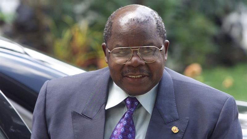 Почина поранешниот танзаниски претседател Бенџамин Мкапа