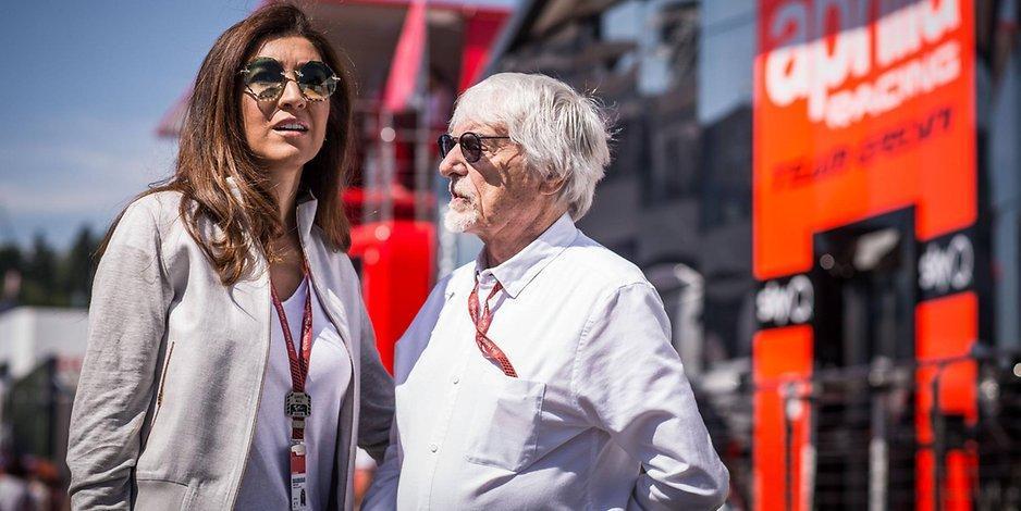 Сопственикот на Формула 1 Берни Еклстоун стана татко на 90 години
