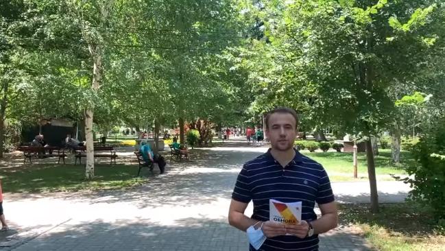Стојаноски: СДСМ удри по пензионерите, ВМРО-ДПМНЕ се обврзува за пеосечна пензија повисока за 20%