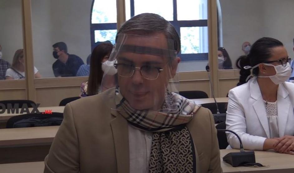Боки 13 потврди дека ќе се кандидира за претседател на СДСМ (ВИДЕО)