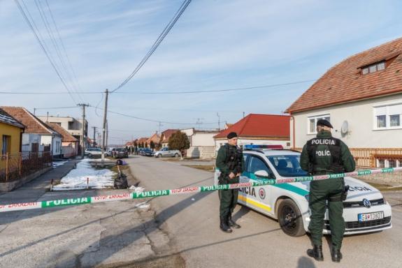 Маж нападнал со нож четири лица во центарот на Братислава