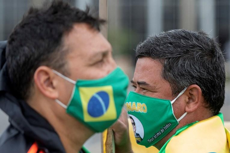 Алармантно во Бразил: Над 80.500 новозаболени, најмногу во последните два месеци