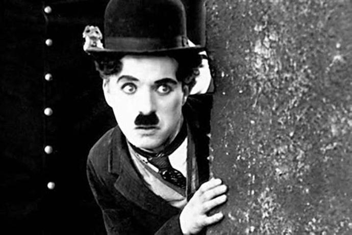 Циклус филмови со Чарли Чаплин под отворено небо во Кинотека
