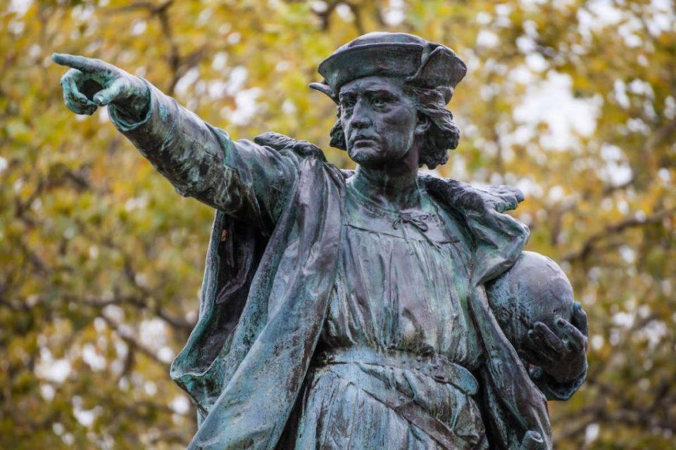 Во Чикаго отстранета статуа на Кристофер Колумбо