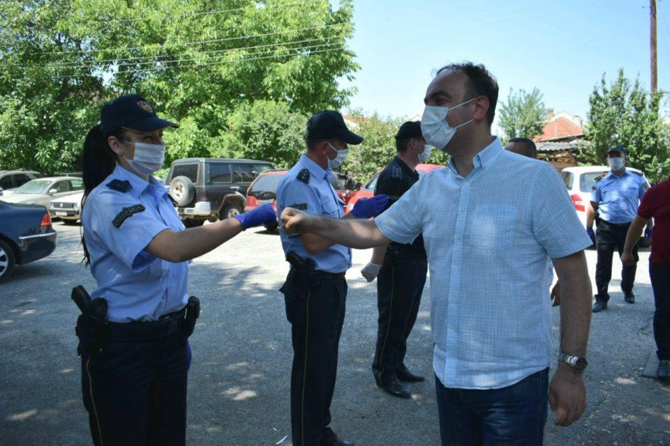 Чулев од Струмица: Сите граѓани кои ќе бидат предмет на уцена, поткуп и закана да пријават во МВР