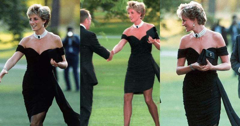Еве ја тајната позади познатитот мал црн фустан на принцезата Дијана!(ФОТО)