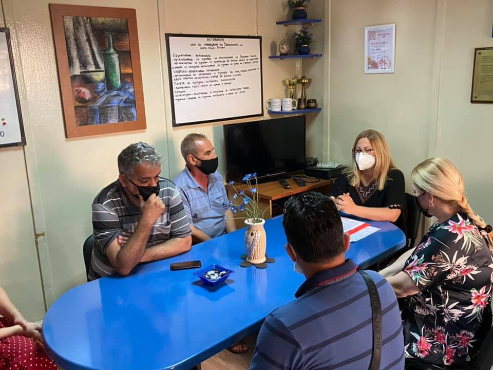 Стојаноска: По  15 јули  се обврзуваме на поддршка за лицата со телесен инвалидитет