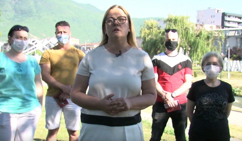 Стојаноска: За само пет дена народот ќе ги казни Филипче и Заев за лошите политики