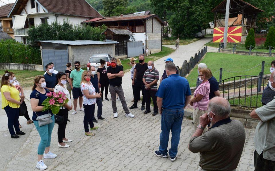 Дафина Стојаноска:Доаѓа крај на негрижата за луѓето од тетовските села