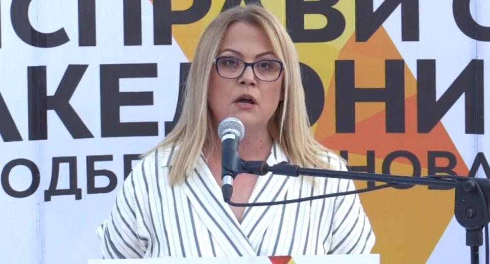 Стојаноска од Гостивар: Да победи обновата, младите да останат во Република Македонија