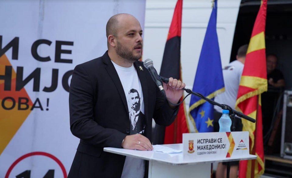 Костовски: Секогаш ќе останам на цртата на Бутел и Македонија