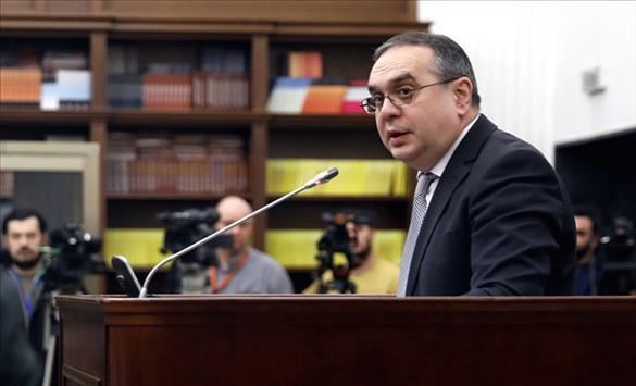 Избран составот на ДИК – Даштевски е новиот претседател
