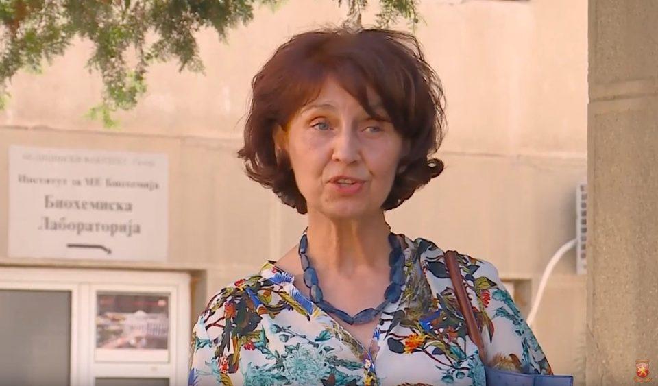 Следете: Прес-конференција на Гордана Силјановска Давкова за интерпелациите во Собрание