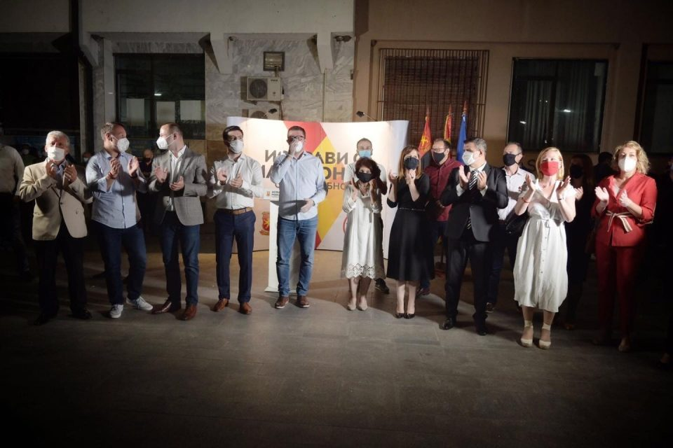 Силјановска: Само голема партија како ВМРО-ДПМНЕ може да не обедини