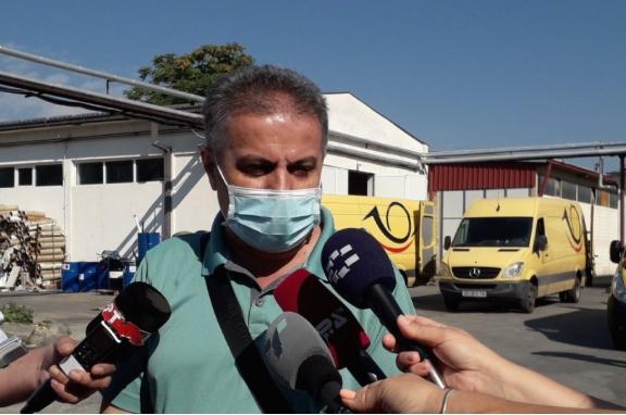 Деркоски: Граѓаните масовно да гласаат и да не се плашат за своето здравје