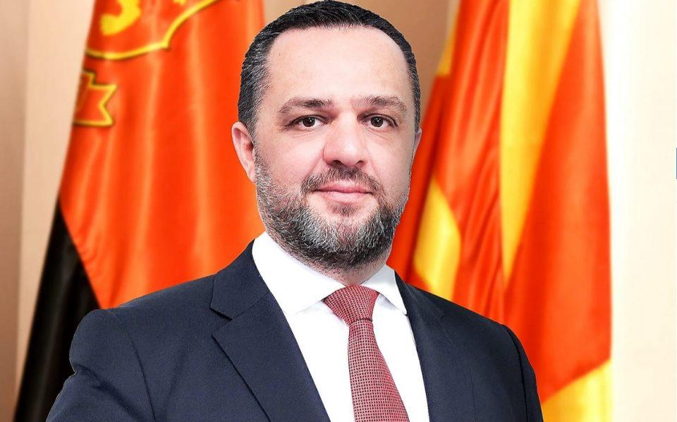 Димовски: Да ја обновиме нашата родна татковина, да ги поништиме сите понижувања
