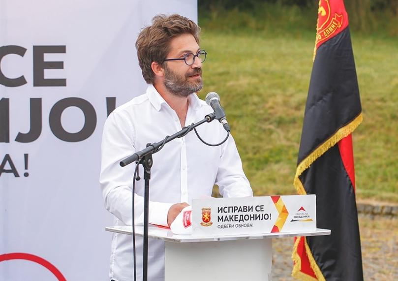 Дурловски: На Ресен му се потребни сериозни и одговорни луѓе кои ќе понудат решенија за суштинските проблеми на народот