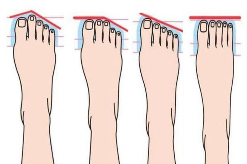 Погледнете го вториот прст од ногата: Ако ја имате оваа големина, вие сте посебни