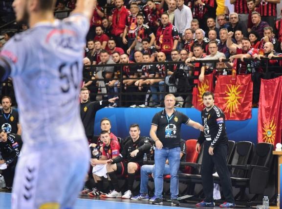 ЕХФ: Македонија со пад од две позиции