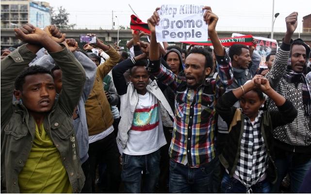 Над 90 лица загинаа во Етиопија во немирите поради убиството на популарниот пејач