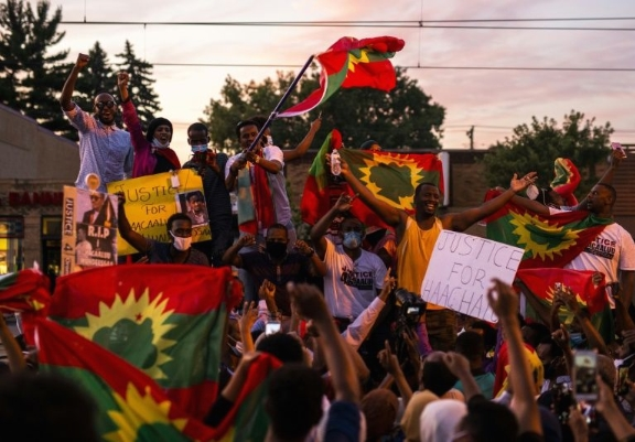 Најмалку 239 лица загинаа, а 3.500 се уапсени на протестите во Етиопија