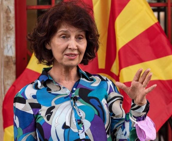 Силјановска: Мора да почнеме од право и правда, а тоа од нас го бара и ЕУ