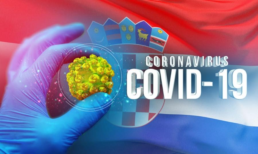 Во Хрватска пораст на бројот на новозаболени со Ковид-19