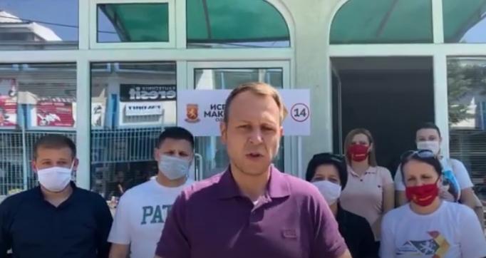 Јанушев од Македонска Каменица: Со обнова ќе започне реалното зголемување на платите и пензиите