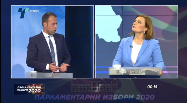 Јанушев: СДСМ за три години камче не ставија на патиштата