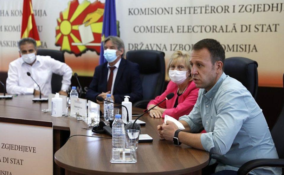 ДИК ги врачи уверенијата за претеници: И покрај притисоците и уцените на изборите, опозициските партии освоија повеќе гласови