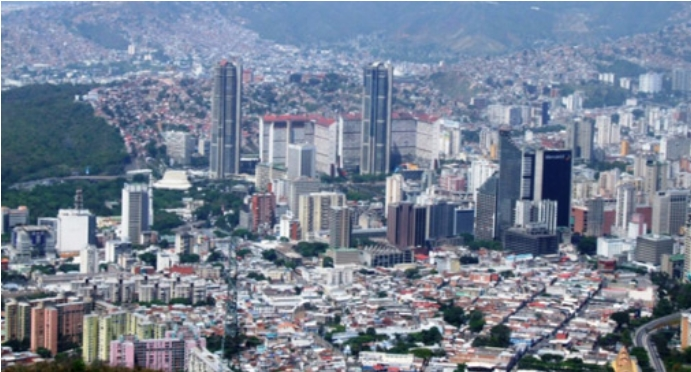 Главниот град на Венецуела во карантин