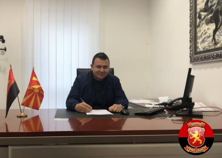 Потсекретарот Михаилов му одговори на Мијалков: Тажно е како директор на службите за безбедност се спушти на ниво на портпарол на Заев