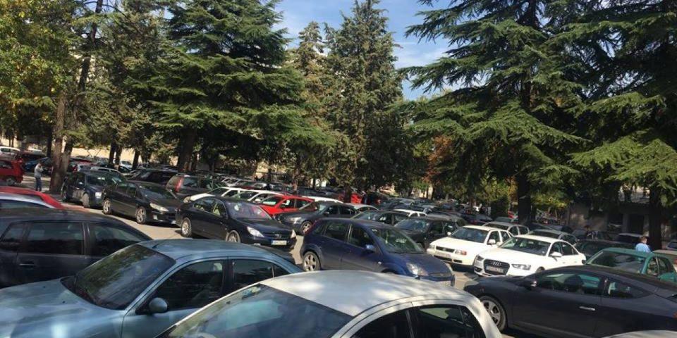"""Додека граѓаните се борат за здравје: За 60% зголемена цената на болничкиот паркинг во комплексот клиники """"Мајка Тереза"""""""