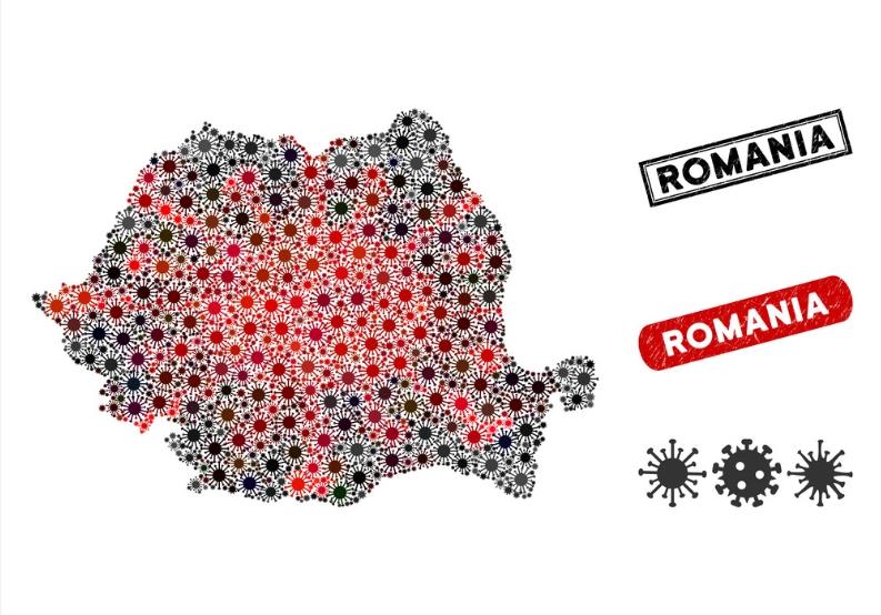 Во Романија трет ден по ред повеќе од 4.000 заразени
